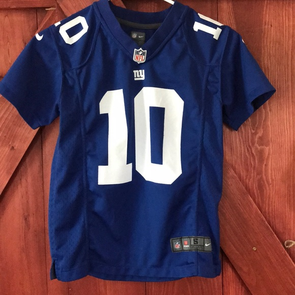youth small football jersey